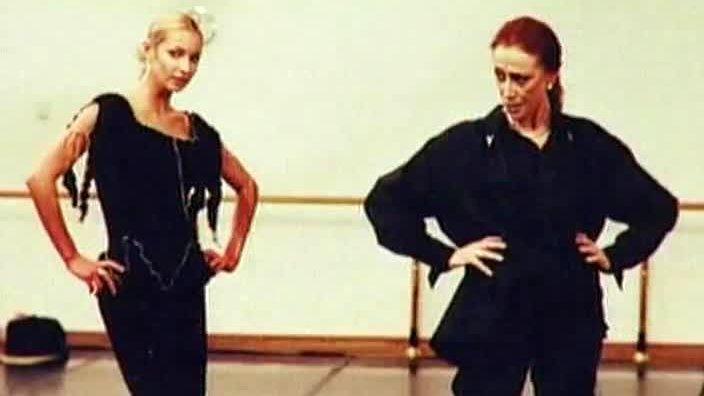 Анастасия Волочкова и ее мама Тамара Антонова