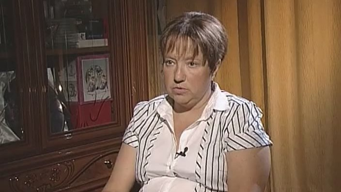 Ирина Слуцкая и ее мама Наталья Слуцкая