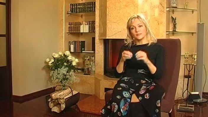 Татьяна Буланова и ее мама Нина Буланова