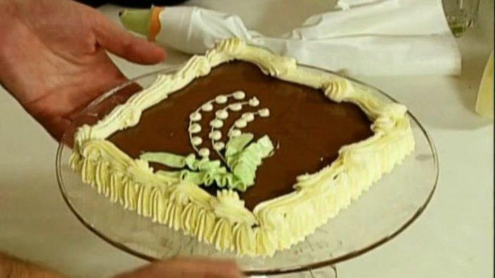 Торт «Ландыш»