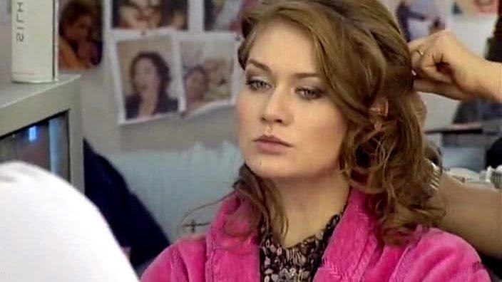 Мария Машкова и ее мама Елена Шевченко