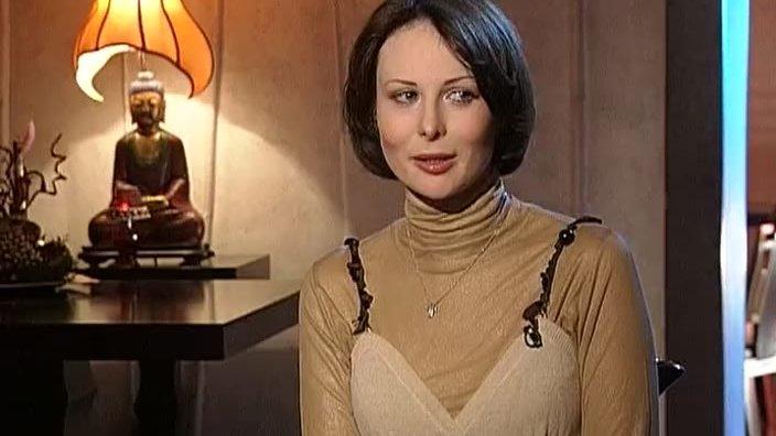 Ольга Погодина и ее мама Лия Погодина