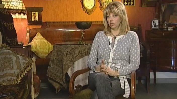 Екатерина Рождественская и ее мама Алла Киреева.
