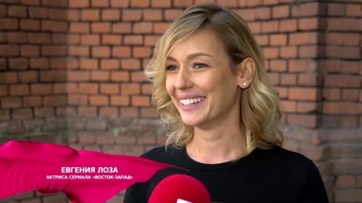 Евгения Лоза. Интервью с актрисой