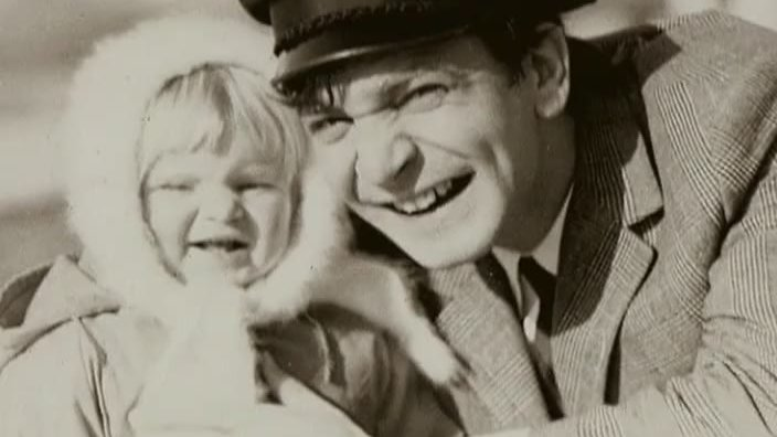 Маргарита Терехова и ее дочь Анна