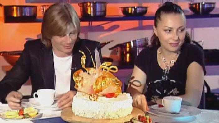 Торт от Елены Стариковой
