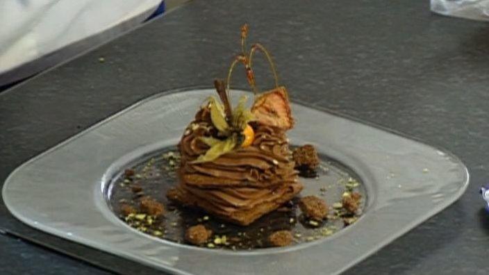 Десерт для мамы