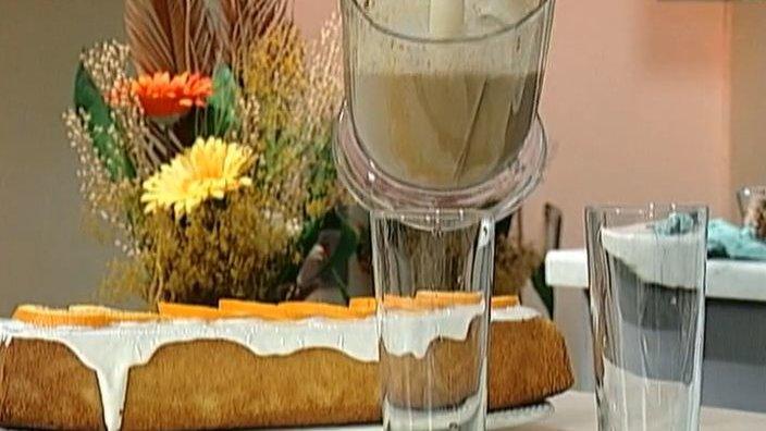 Солнечный десерт - апельсиновый кекс