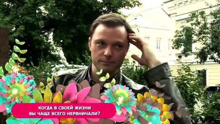 Актер Илья Носков. Блиц-интервью