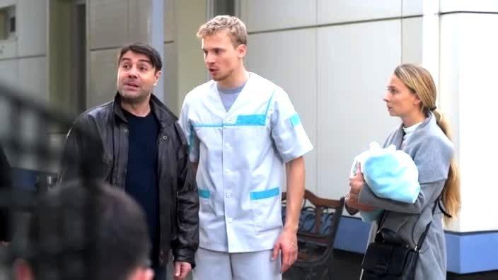Как снимали 3-й сезон сериала: сцена похищения ребенка