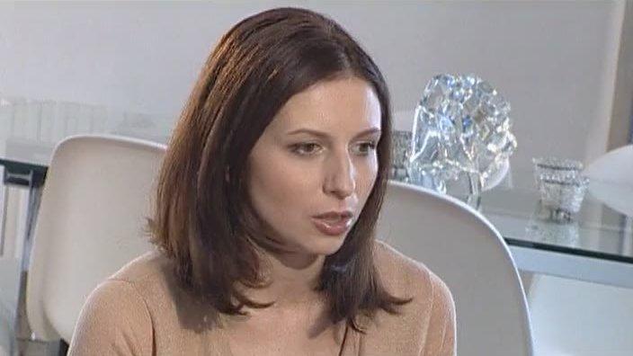 Алиса Хазанова и ее мама Злата Эльбаум