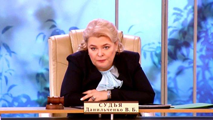 Виктория Данильченко – адвокат и телеведущая