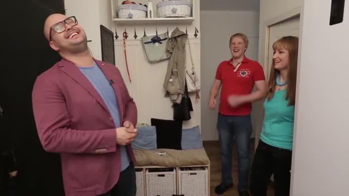 «Кризисный менеджер»: смешные моменты съемок!